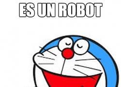 Enlace a El robot que todos conocemos que come aparentemente sin necesidad
