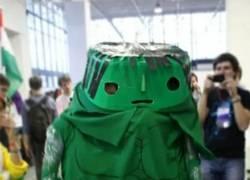 Enlace a El mejor cosplay de Hulk que he visto
