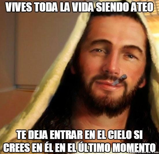 Good_guy_jesus - Jesús es un tío enrollado