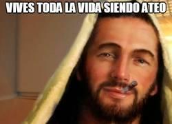 Enlace a Jesús es un tío enrollado