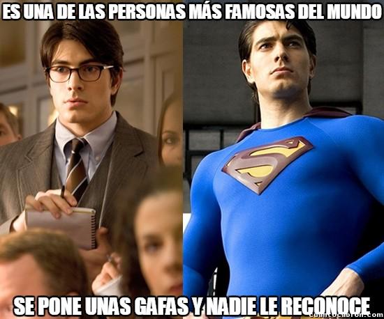 Meme_otros - La lógica de Superman