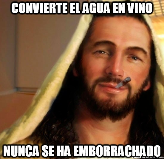 Good_guy_jesus - El típico que produce pero no consume