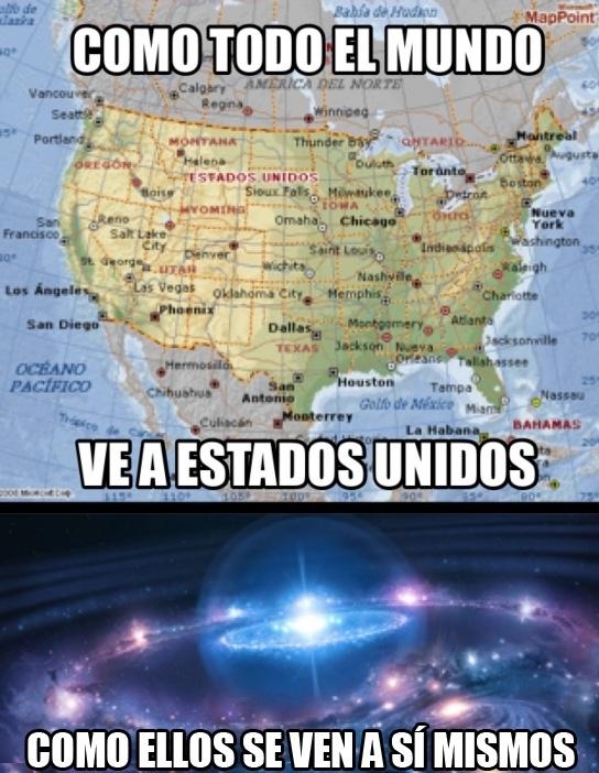 Meme_otros - Estados Unidos, cada uno lo ve como le parece más adecuado