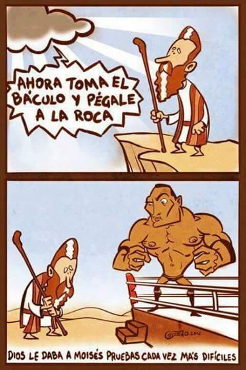 Otros - Menos mal que The Rock no nació hasta el siglo XX