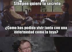 Enlace a El gran secreto de Hawking