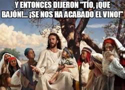Enlace a Las fiestas de los amigos de Jesús debían ser las más épicas