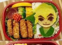 Enlace a La comida perfecta para los fanáticos de The legend of Zelda
