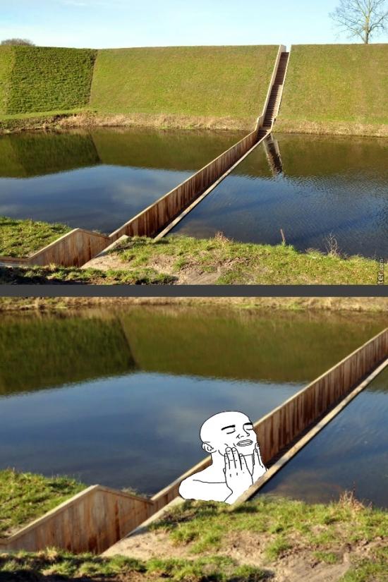 Otros - No sería capaz de cruzar este puente de otra manera, ¡cuánta perfección!