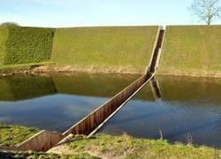 Enlace a No sería capaz de cruzar este puente de otra manera, ¡cuánta perfección!