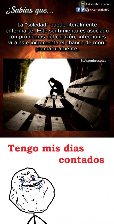 Forever_alone - Tengo los días contados