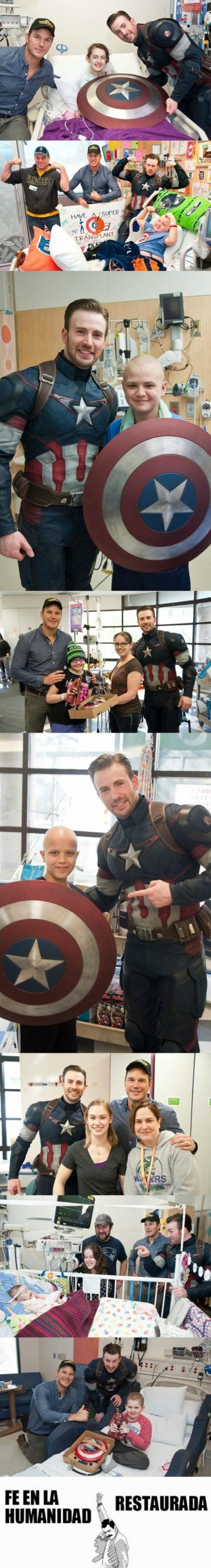 Freddie_mercury - ¡Estos son los verdaderos héroes para ayudar a salvar a la humanidad!