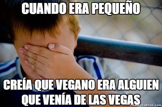 Confession_kid - El origen de los veganos