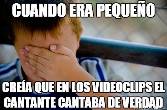 Confession_kid - La triste realidad en los videoclips y los cantantes