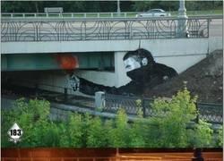 Enlace a El graffiti es un arte, pero algunos lo llevan varios niveles más allá de todo eso
