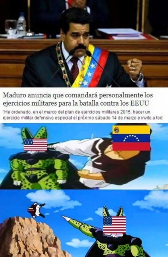 actualidad,comandar,ejercicios militares,guerra,maduro,militares,usa,venezuela
