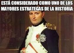 Enlace a Napoleón, el gran estratega