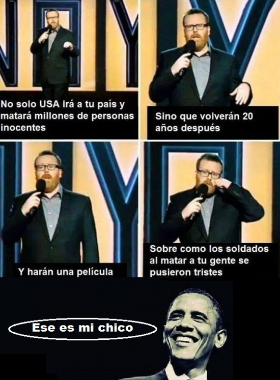 Meme_otros - A Obama le gusta esto