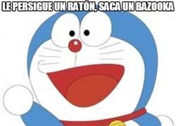 Enlace a Doraemon no siempre tiene el invento adecuado para cada situación