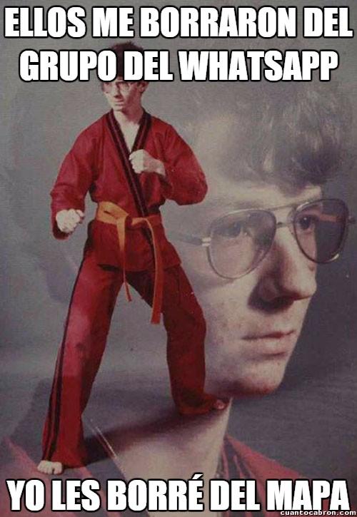 Karate_kyle - Karate Kyle vuelve al acecho