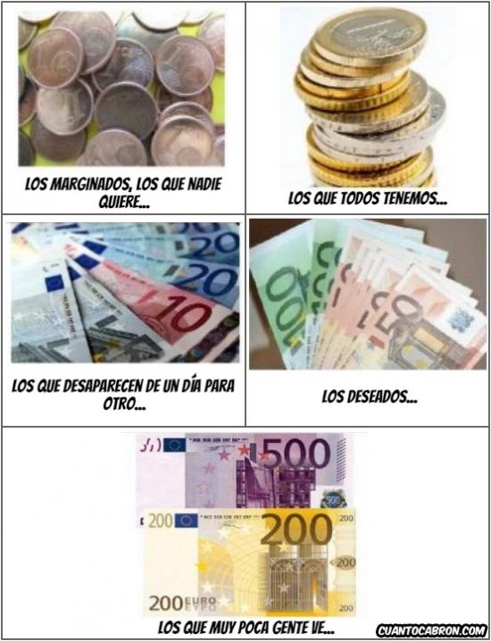 Otros - Euros, eso que llaman dinero