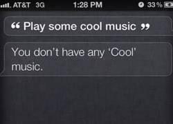 Enlace a Cuando sabes perfectamente que lo que tienes de música en el móvil es muy malo
