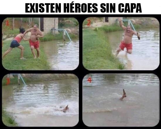 Otros - Los verdaderos héroes