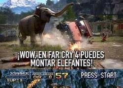 Enlace a ¿En Far Cry puedes montar en elefantes?