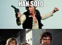Enlace a La historia de Han Solo