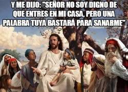 Enlace a La respuesta de Jesús tras la mítica frase