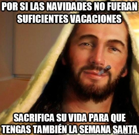 Good_guy_jesus - Jesús, el buen tío de las vacaciones