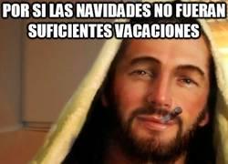 Enlace a Jesús, el buen tío de las vacaciones