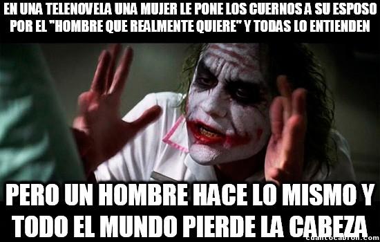 Joker - Así nos tenemos que ver hoy en día los hombres