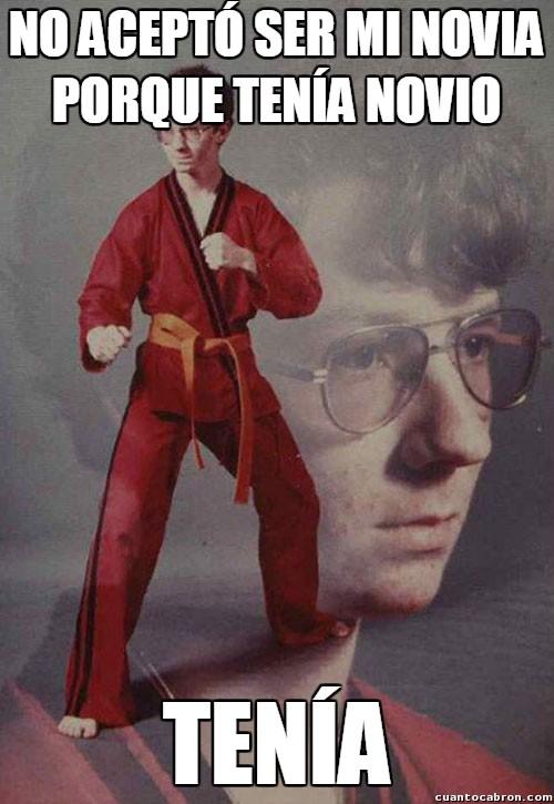 Karate_kyle - A Kyle no le rechaza cualquiera