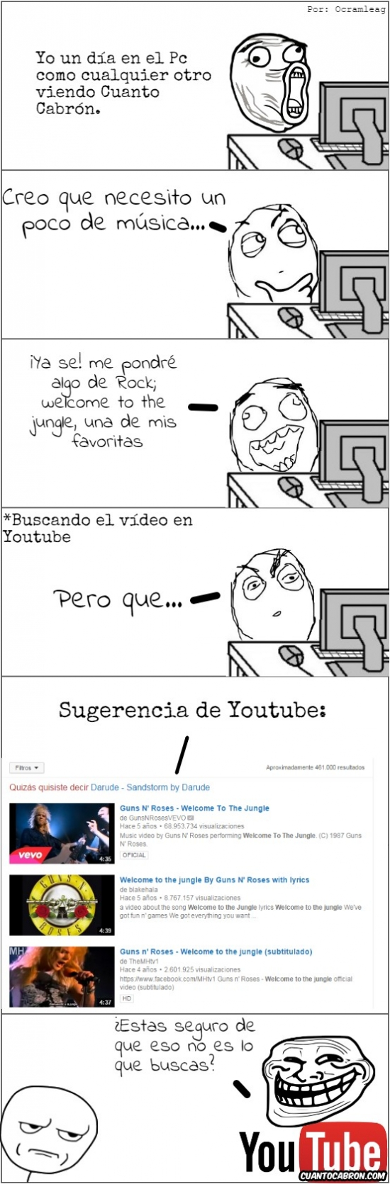 Kidding_me - Youtube y sus ganas de trollearnos a todos