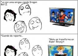 Enlace a Goku, probablemente el personaje ficticio más amado del mundo