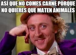 Enlace a No creo que los animales salvajes muestren tanta compasión