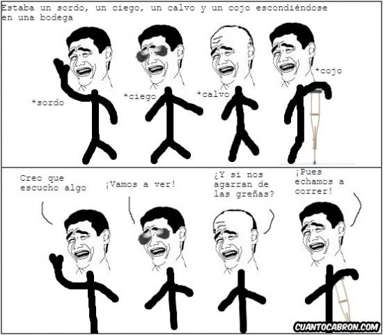 Yao - El multi-colmo de todos los colmos