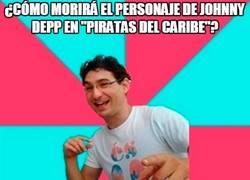 Enlace a Jack Sparrow debe morir, uy perdón, Capitán Jack Sparrow debe morir
