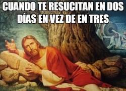 Enlace a La resurrección precoz
