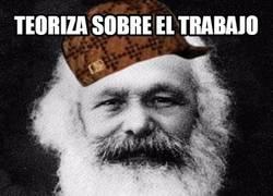 Enlace a Marx, el ni-ni histórico