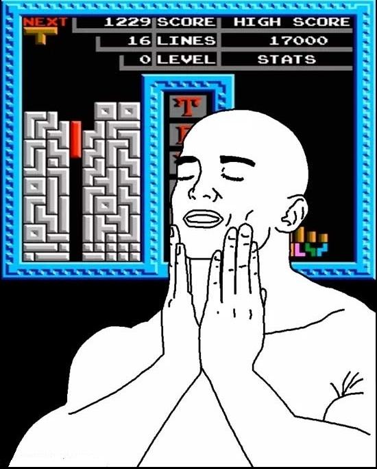 Otros - El gustazo que te puede traer el Tetris