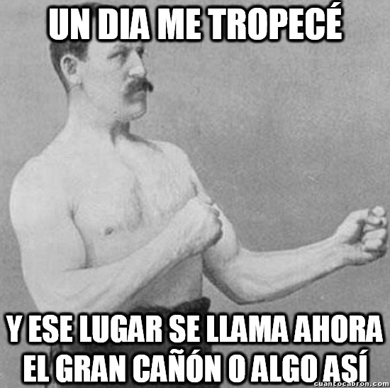 Overly_manly_man - Overly Manly Man, creando monumentos historicos