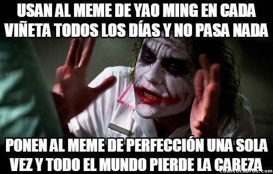 Joker - Discriminación contra los memes recién llegados