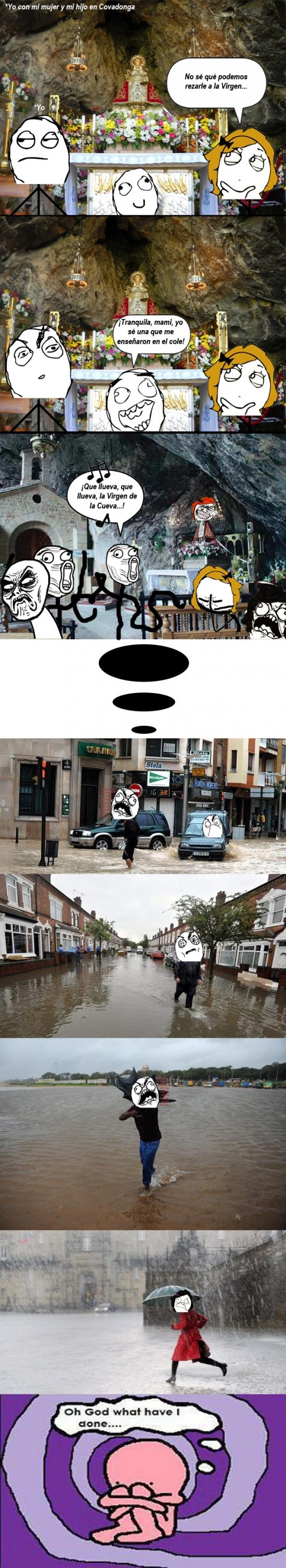 Oh_god_what_have_i_done - ¡Que llueva, que llueva!