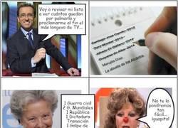 Enlace a A Jordi Hurtado aún le quedan contrincantes fuertes para proclamarse el más longevo de TV