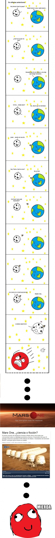 Otros - Mira que te avisamos Marte, pero no...
