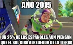 Enlace a Según el 25% de los españoles...