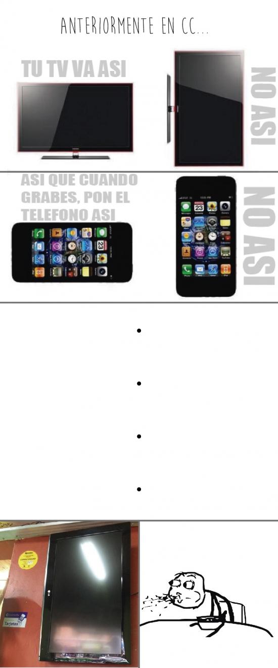 Cereal_guy - Una solución a los vídeos verticales, si la gente no entra en razón con eso...