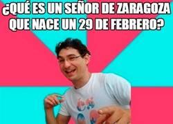 Enlace a ¿En Aragón también se puede nacer un 29 de febrero?