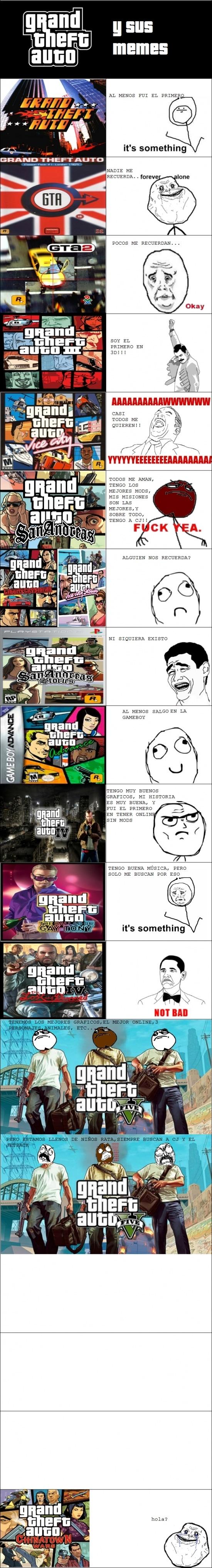 Mix - GTA y sus memes